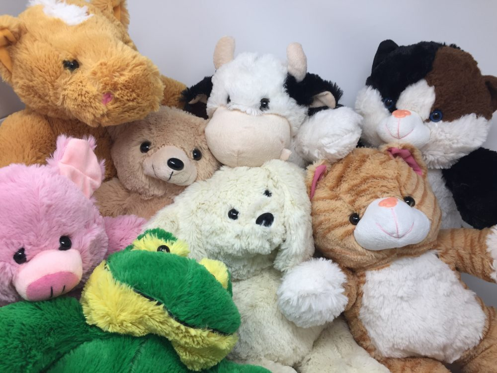 Lavender Stuffed Animals
