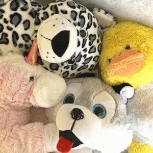 Lavender-Stuffed-Animals