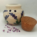 Lavender Aroma Beads Pottery