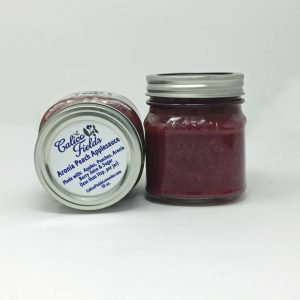 Aronia Berry Applesauce