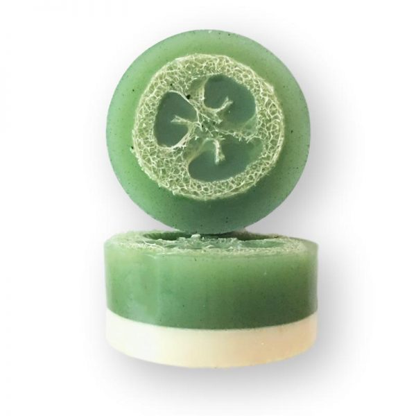 Luffa Pedicure Soap