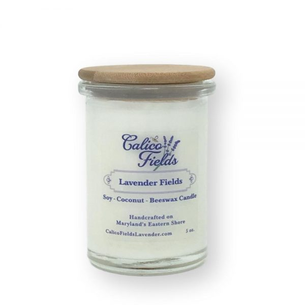 Lavender Soy Coconut Wax Candle