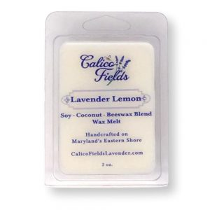 Lavender Lemon Scented Wax Melts