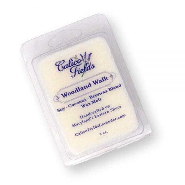 Balsam scented wax melts