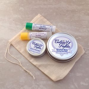 Natural Body Balms