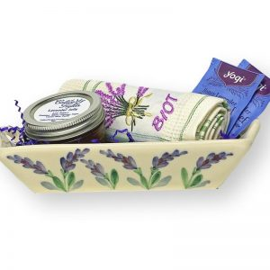 Cracker Basket Gift Set