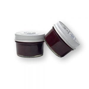 Chocolate Aronia Cherry Preserves