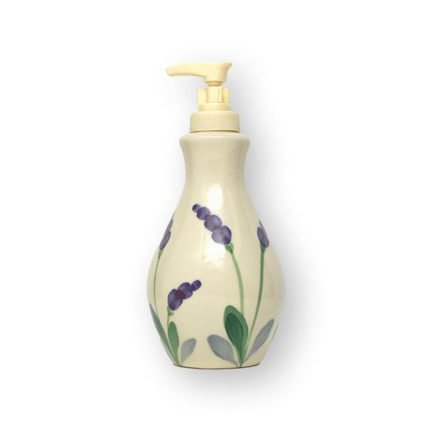 Lavender Hand Wash Pottery