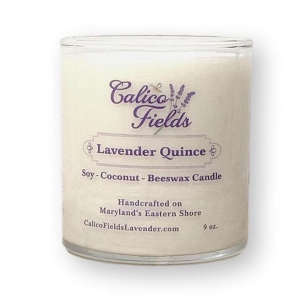 Coconut Wax Blend Candle