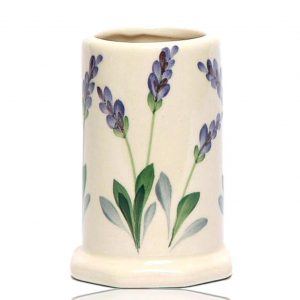 Lavender Toothbrush Holder